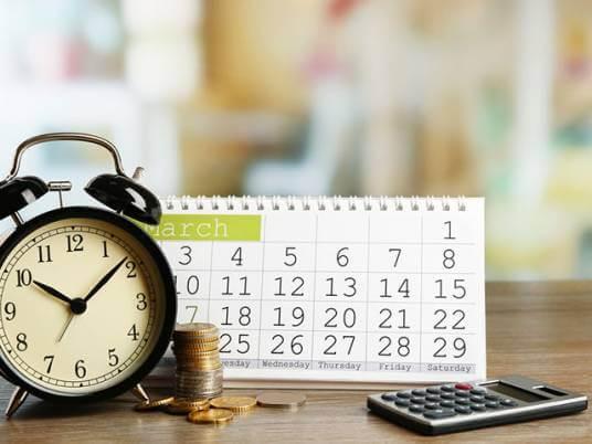 fedweek.com: retirement dates fers