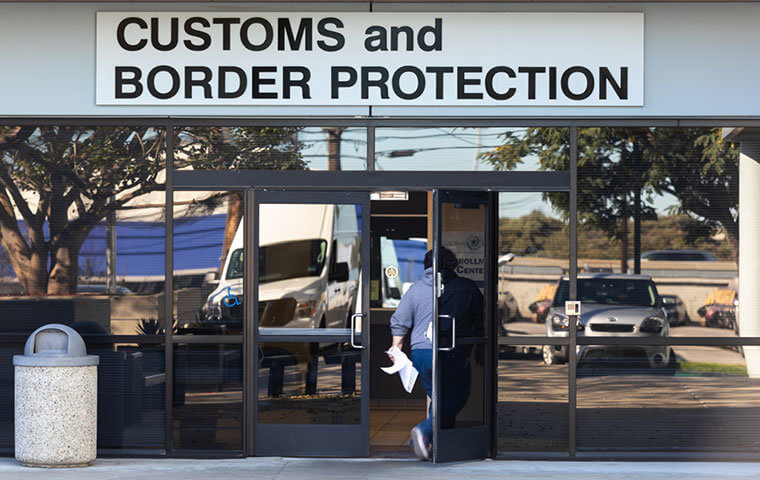 Hiring Surge for CBP Officers Proposed
