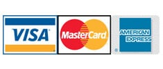 fedweek books visa mastercard amex