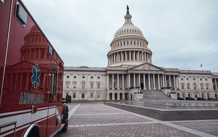 Pay, Benefits Issues Left for Future Virus Relief Bill