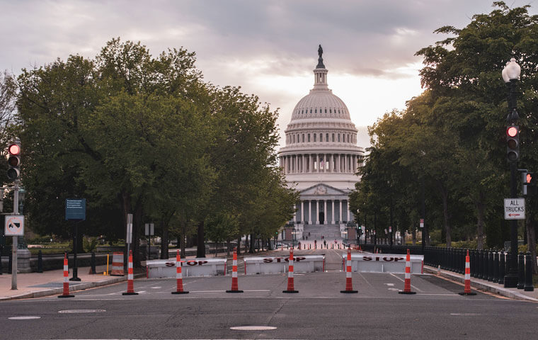 New House Virus Relief Bill Backs Federal Employee Benefits Changes, but Prospects Uncertain