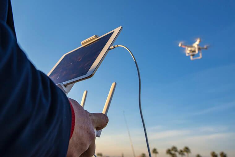 fedweek.com | shooting down drones OK'd near bases