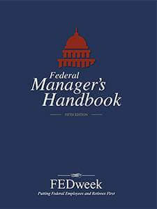 FEDweek.com Federal Manager's Handbook 2018