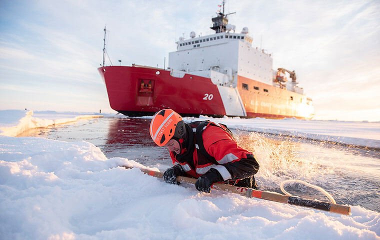 fedweek.com: ice breaker us coast guard 2021 budget