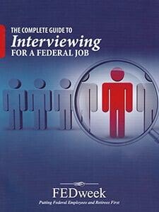Fedweek.com guide: Interviewing for a federal job