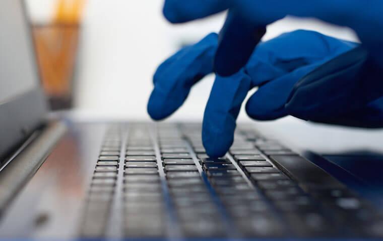 coronavirus federal employee cyber hack telework