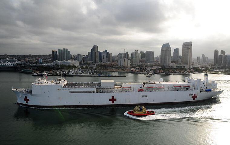 fedweek.com: mercy hospital ship