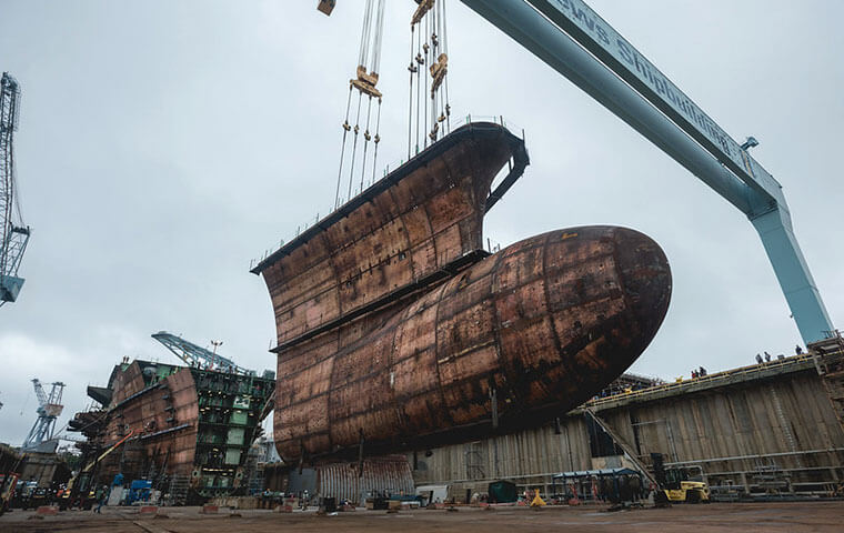 fedweek.com: more, smaller vessels for navy fleet possible