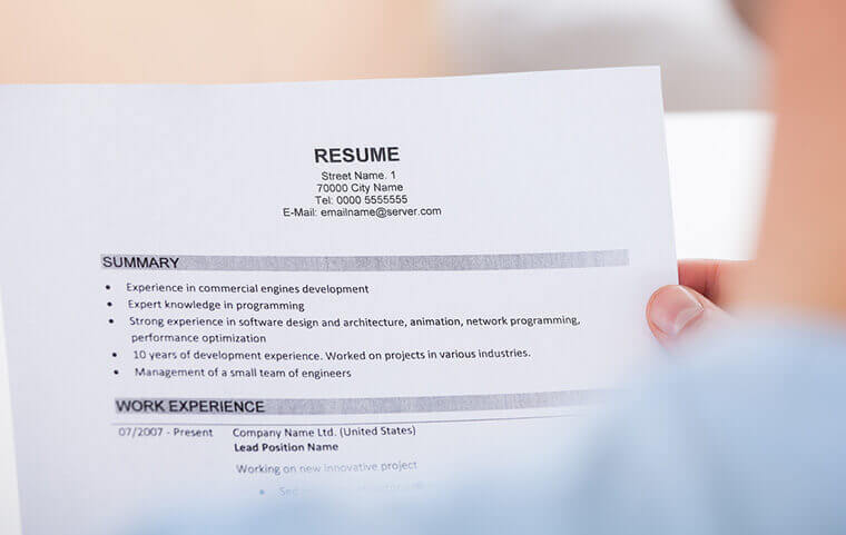 ask.fedweek.com | common resume myths