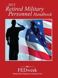 the retired military personnel handbook - fedweek