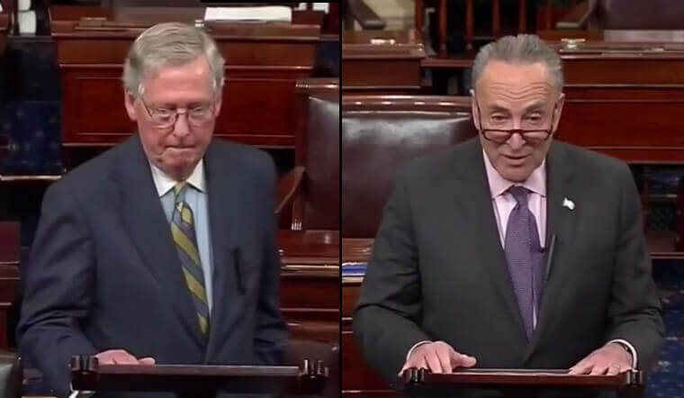 US Senate votes to approve budget deal, averting shutdown threat, May 2017