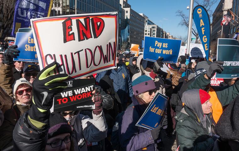 Government Shutdown Countdown Formally Begins - FEDweek