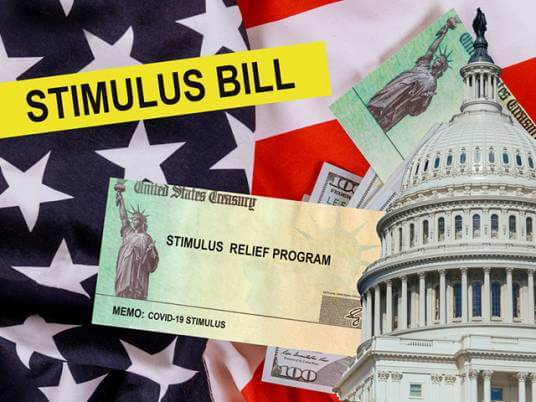 fedweek.com: coronavirus relief stimulus bill tsp thrift savings plan federal employees