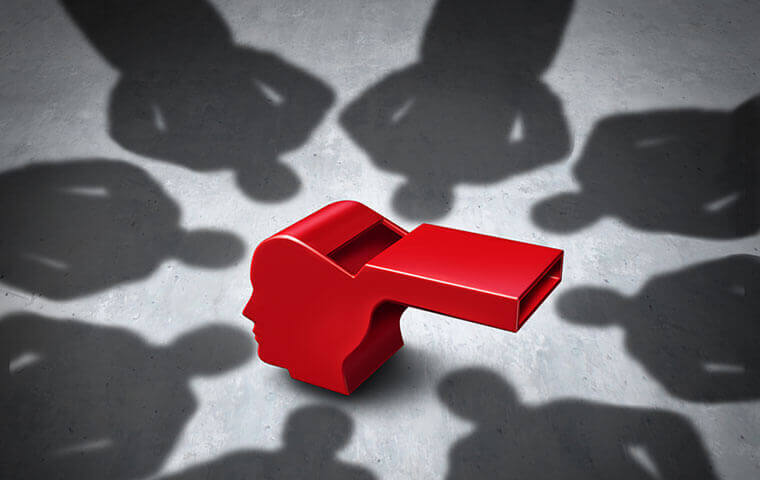 Dhs Inconsistent In Providing Whistleblower Protection Assurances